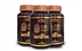 Kit 3 de Ouro do Egito – Cúrcuma e pimenta preta contra dores e inflamações